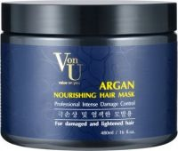 Маска для волос с аргановым маслом Argan Nourishing Hair Mask, питательная