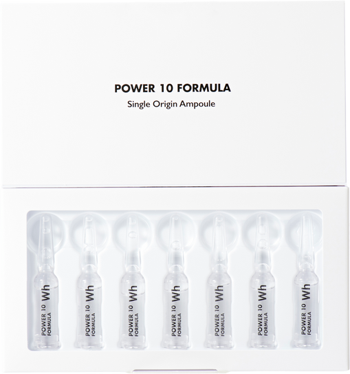 Набор выравнивающих тон сывороток для лица Power10 Formula WH Single Origin Ampoule вид 2