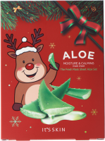 It's Skin The Fresh Mask Sheet Aloe 5EA (GLOBAL NEW YEAR), 5 шт, It's Skin