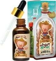 Натуральное аргановое масло для кожи Farmer Piggy Argan Oil 100%