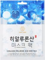 Тканевая маска для лица с гиалуроновой кислотой Hyaluronic Mask Pack