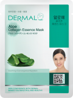 Тканевая маска Aloe Collagen Essence Mask, алоэ и коллаген